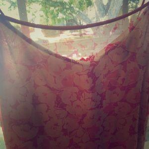 Dresses & Skirts - Beautiful silk coral dress.